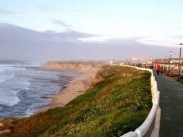 Webcam Ericeira