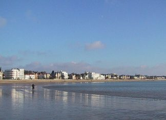 Webcam Royan Pontaillac, live