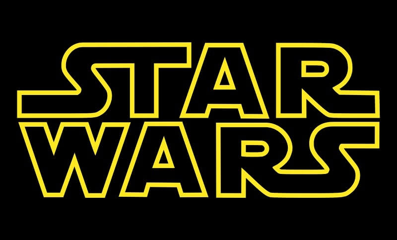star wars, logo