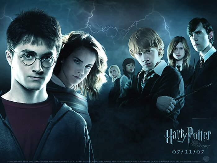Cinema, Harry-Potter