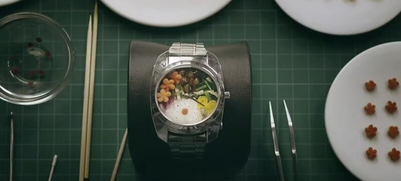 Montre, Garde-manger, Bento Watch