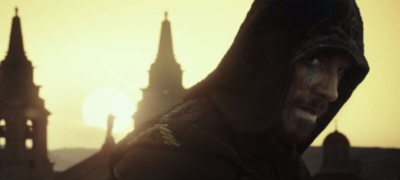 Assassin's Creed, trailer, Michael Fassbender