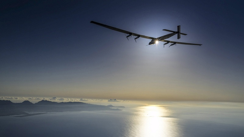 Solar Impulse 2, Atlantique