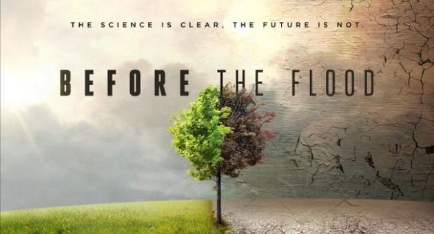 Before the Flood, documentaire en Français