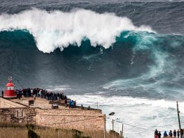 Webcam Nazaré
